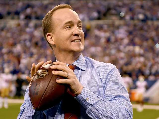 Peyton Manning's Wife Ashley Was Behind Hall of Fame Reveal
