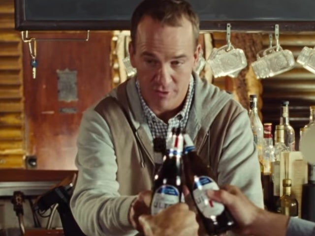 Peyton Manning Super Bowl Commercial Unites QB With All-Star Athletes for Michelob Ultra