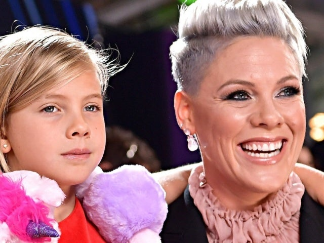 Pink Shares Daughter Willow's Hilarious Reaction to Their Duet Going No. 1