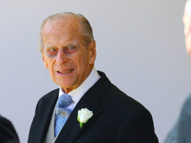 Prince William Says Prince Philip Is 'OK' After Spending a Week in the Hospital