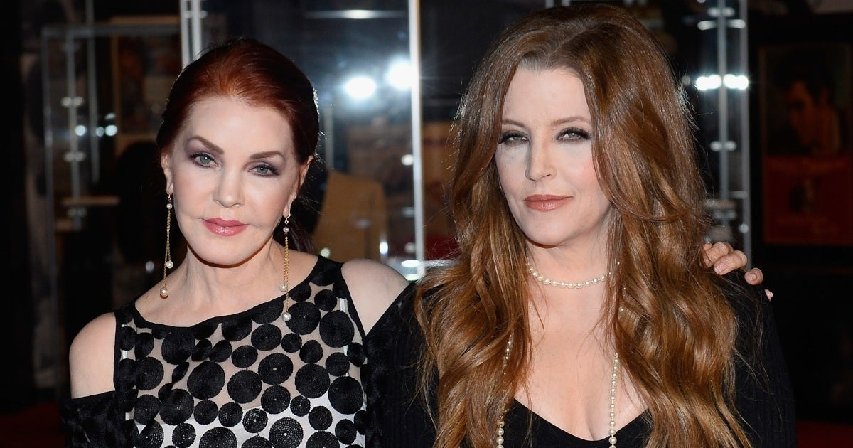 priscilla presley lisa marie getty images