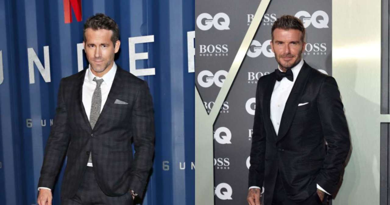 Ryan Reynolds and David Beckham Share Cheeky Exchange on 'Deadpool' Star's Photo.jpg