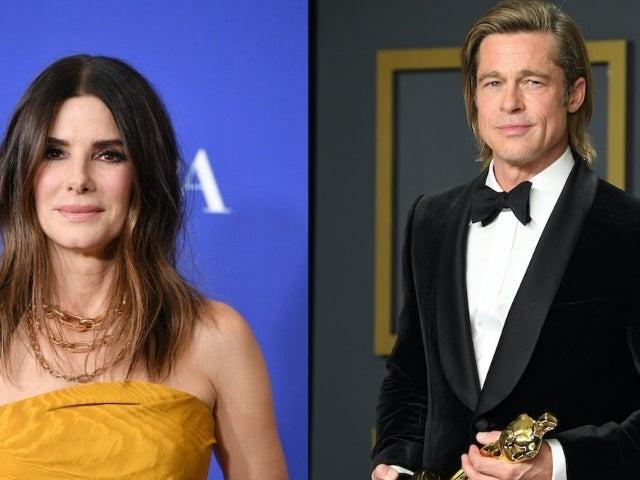 Brad Pitt and Sandra Bullock Are Finally Making a Movie Together