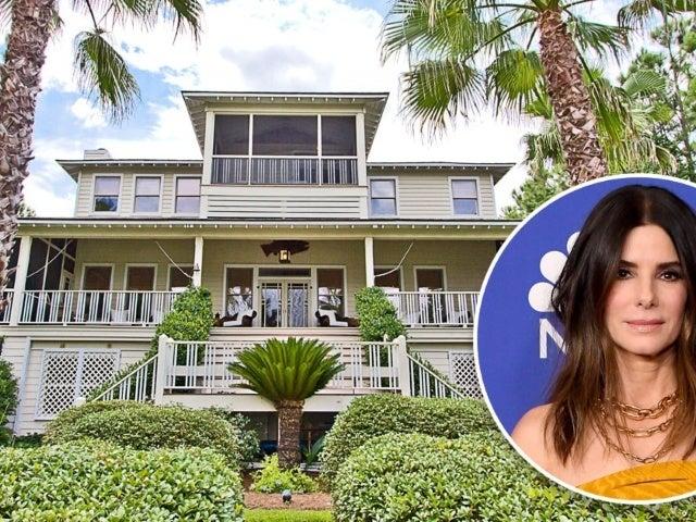Tour Sandra Bullock's Dreamy $4.1M Georgia Island Home