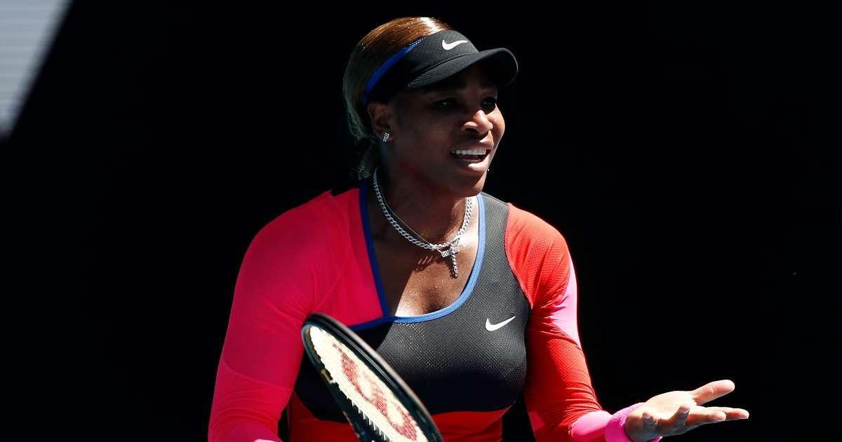 Serena Williams cuts Australian Interview short after losing Naomi Osaka