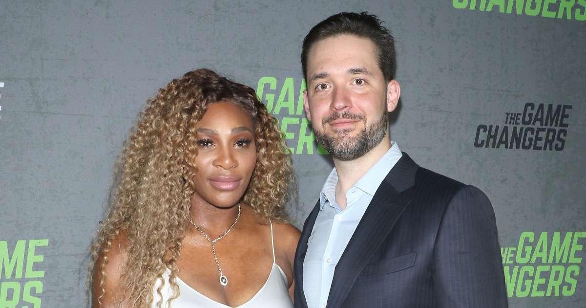 Serena Williams husband Alexis Ohanian rips racist sexist clown Australian Open Quarterfinals win