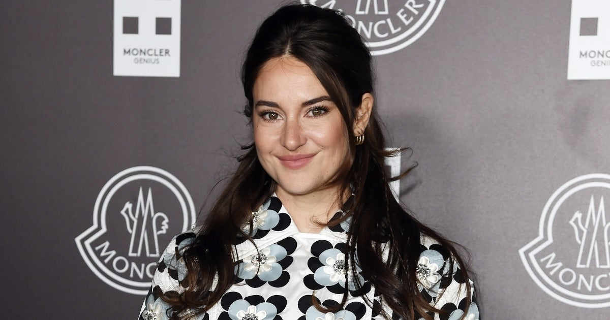shailene woodley getty images