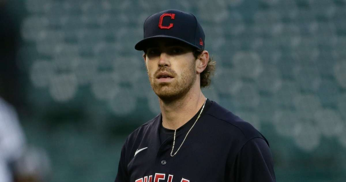 Shane Bieber 2020 Cy Young Award Winner Tests positive COVID-19