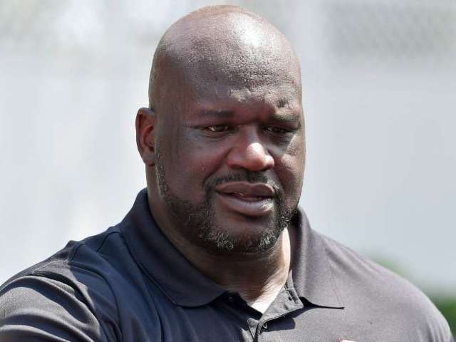 Shaquille O'Neal's Historic Krispy Kreme Store in Atlanta Catches Fire