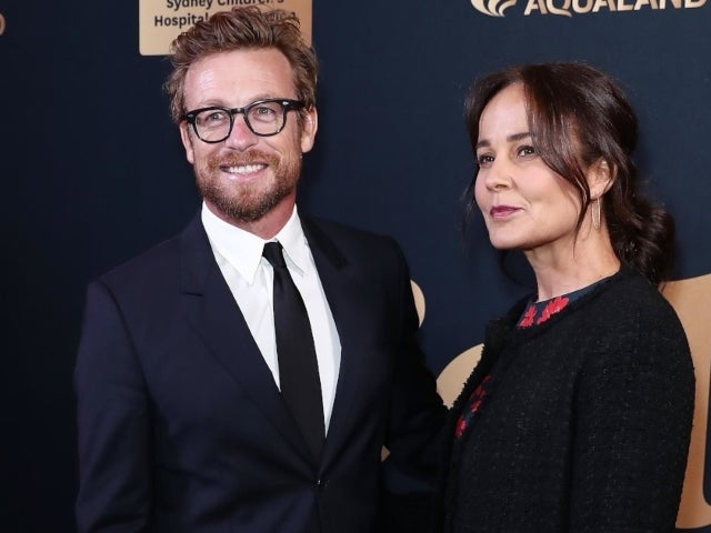 'The Mentalist' Star Simon Baker and Wife Rebecca Rigg Split After 29 Years of Marriage