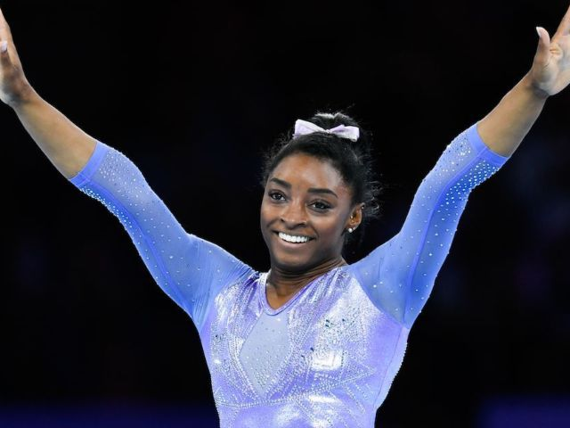 'The Masked Dancer': Is Cotton Candy Olympic Gymnast Simone Biles?
