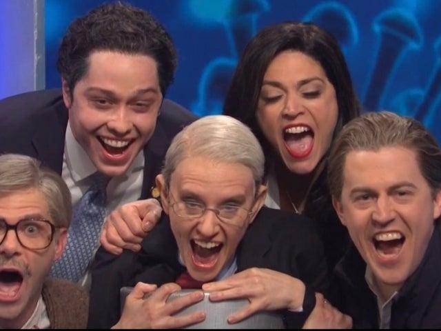 'SNL' Cold Open: Kate McKinnon's Fauci Makes Coronavirus Vaccines a Game Show Prize