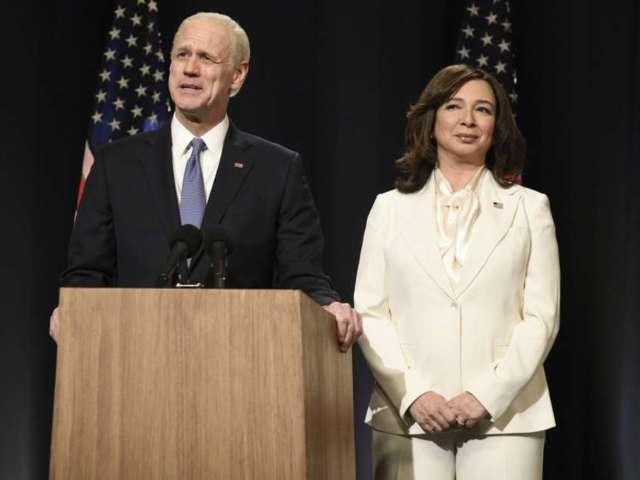 'SNL' Faces Backlash Over Lack of Joe Biden, Kamala Harris Jokes in First 2021 Episode