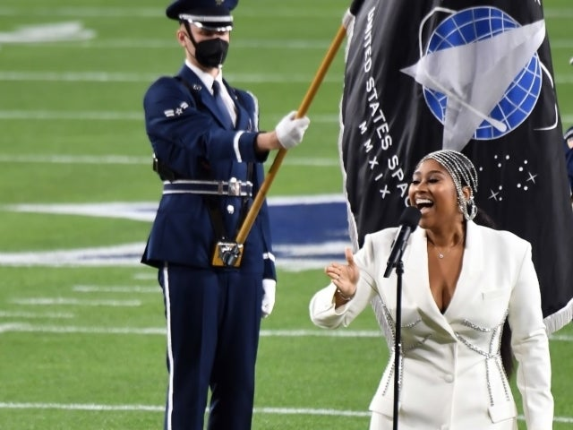 Space Force Flag: What Was the Flag at Super Bowl 2021?