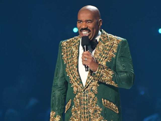 Steve Harvey Recalls Most 'Painful' Mistake of His Hosting Life