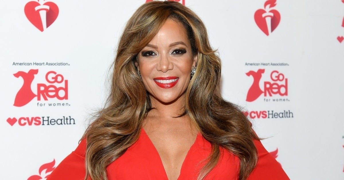 sunny hostin getty images