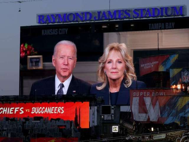 Joe Biden's Super Bowl Moment of Silence Garners Boos From Crowd, Surprising Social Media