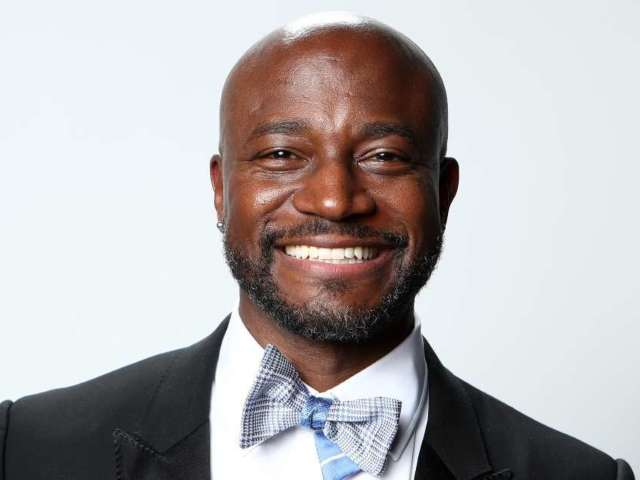 Taye Diggs Reveals He Wants to Do a TV Series on Negro Leagues