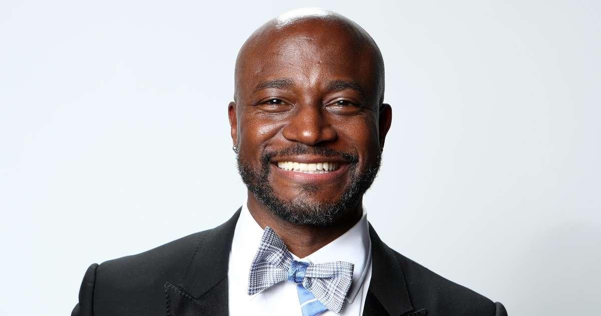 Taye Diggs reveals wants TV series Negro Leagues