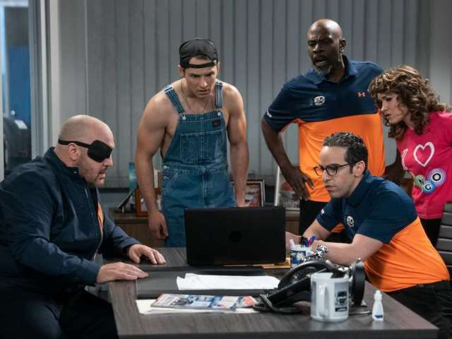 'The Crew': Why Kevin James Wears Eye Patch on Netflix Show