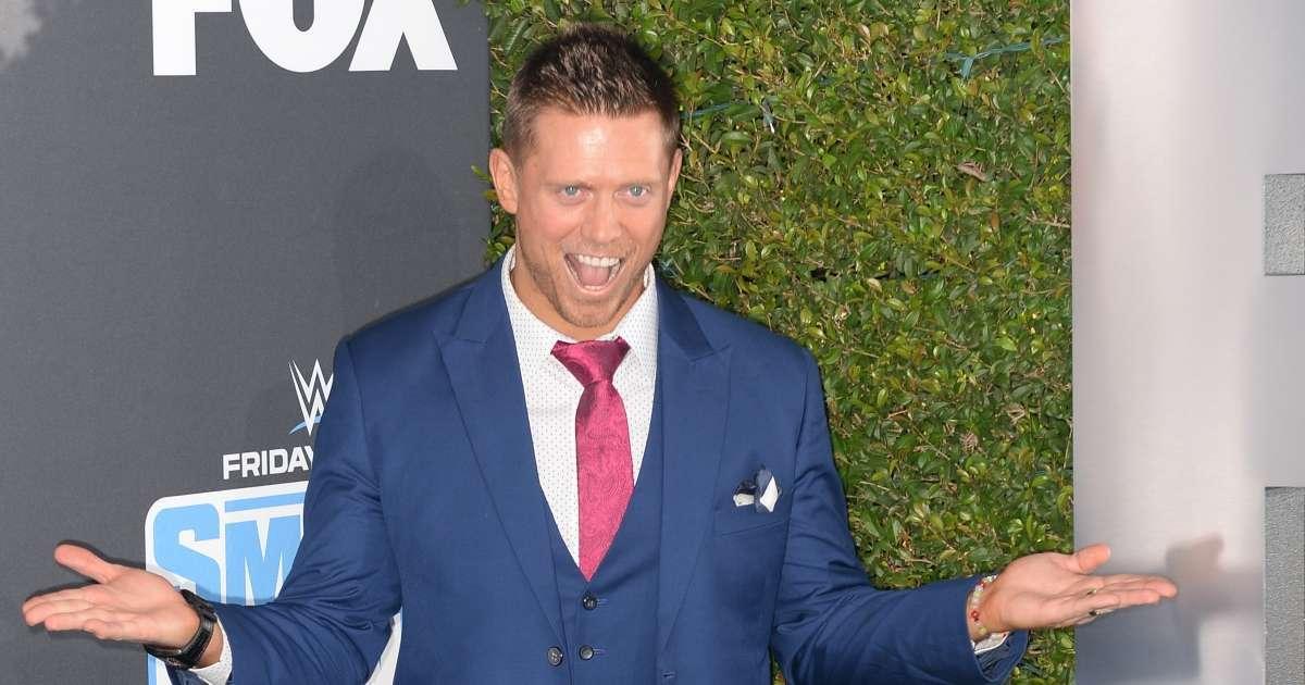 The Miz says deserves WWE mount rushmore