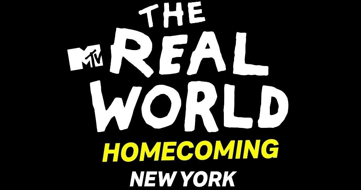 the real world logo