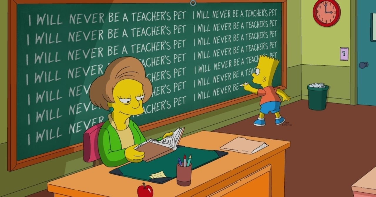'The Simpsons' Brought Back Long Deceased Character for Touching Goodbye in Latest Episode.jpg