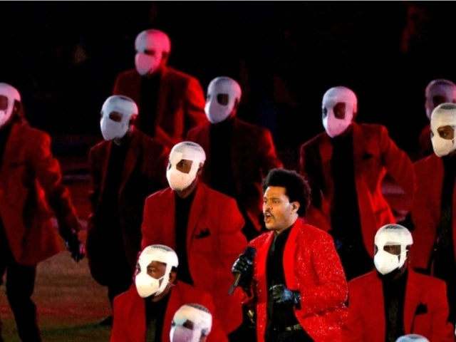 The Weeknd's Super Bowl Halftime Show Draws Comparisons to Jordan Peele's 'Us'