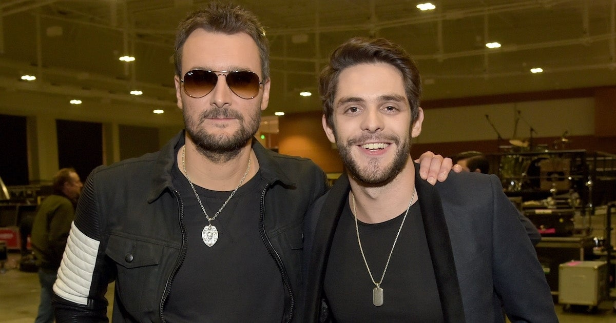 thomas rhett eric church