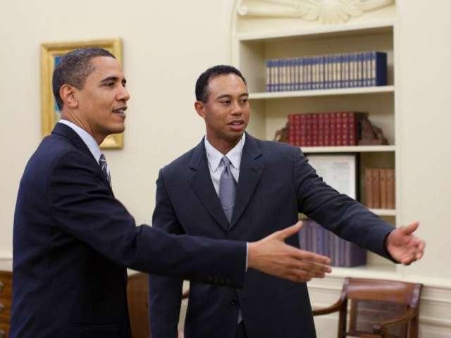 Tiger Woods Accident: Barack Obama Says 'Never Count Tiger out' After Car Crash