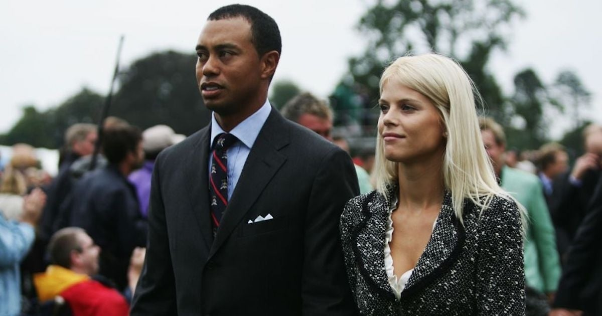 tiger-woods-elin-nordegren_getty-Harry How : Staff