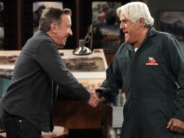 Tim Allen Teases New Show With Jay Leno in Photo of US Air Base
