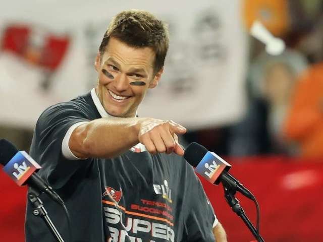 Tom Brady Claps Back at Critics With Epic Social Media Post: 'I Kept All the Receipts'