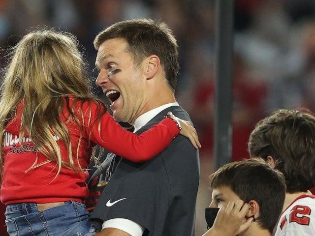 Tom Brady and Wife Gisele Bundchen Celebrate Super Bowl Win With Kids in Sweet Video