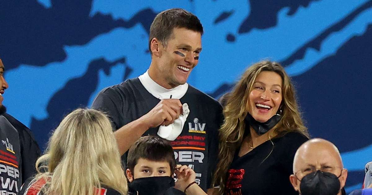 Tom Brady Gisele Bundchen celebrate 12 years marriage
