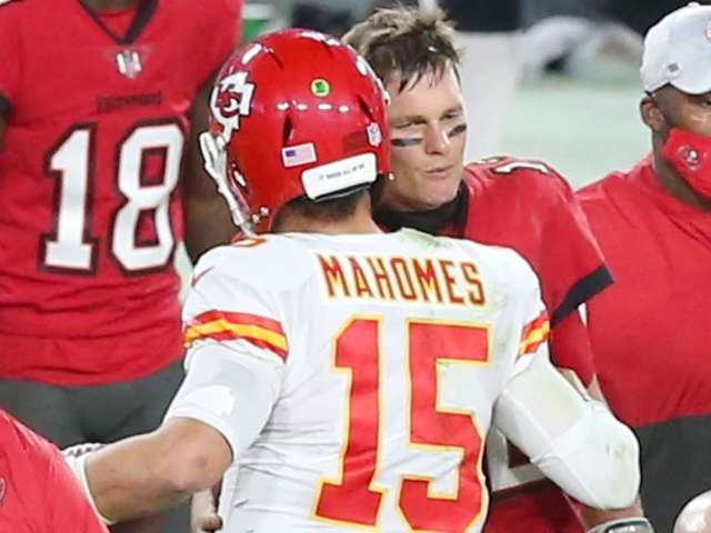 Tom Brady and Patrick Mahomes Reportedly Targeted for 'The Match' Golf Tournament