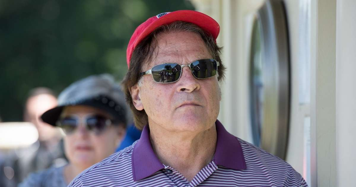 Tony La Russa says DUI arrest last year inexcusable mistake