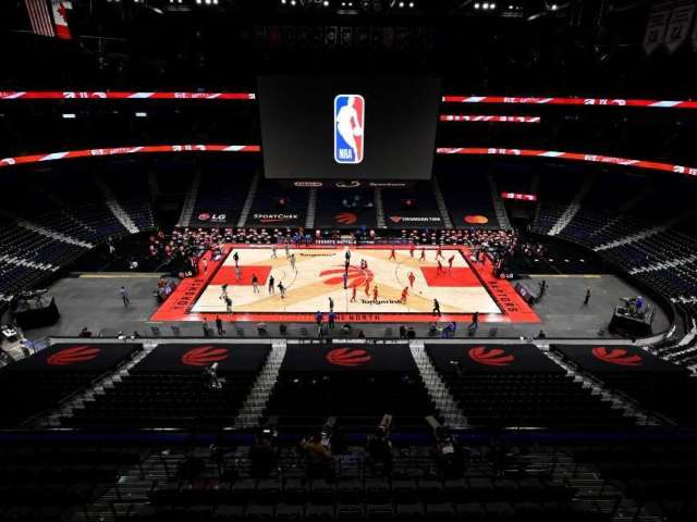 Toronto Raptors to Finish Season in Tampa Due to COVID-19 Restrictions