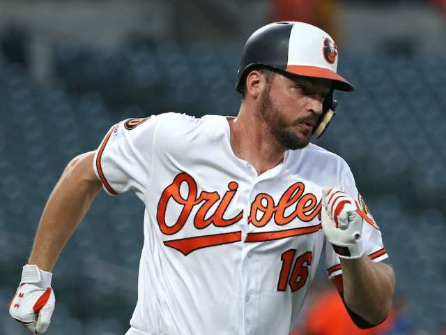 Orioles' Trey Mancini Returns to Spring Training After Colon Cancer, Receives Standing Ovation