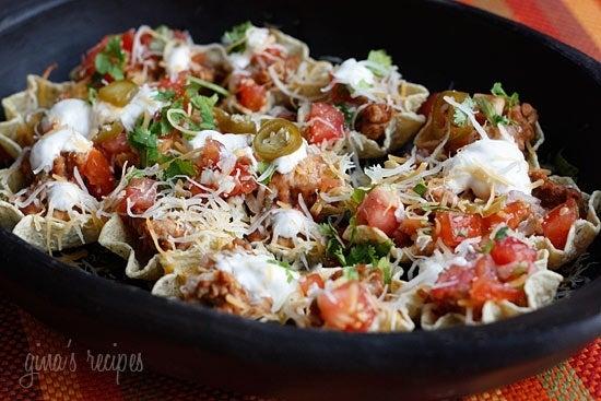 turkey-bean-cheese-nachos