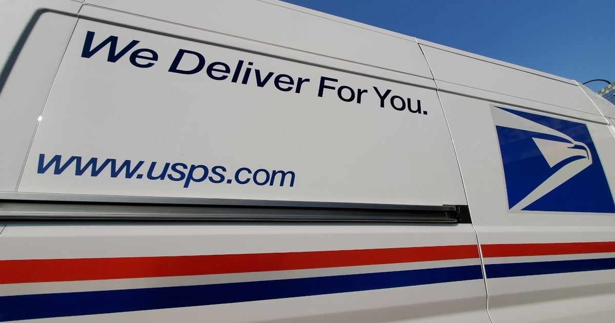 usps truck getty images