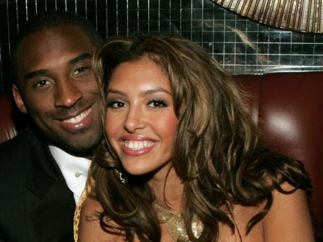 Vanessa Bryant Reacts to Renewed Call to Make Kobe Bryant's Image NBA's New Logo