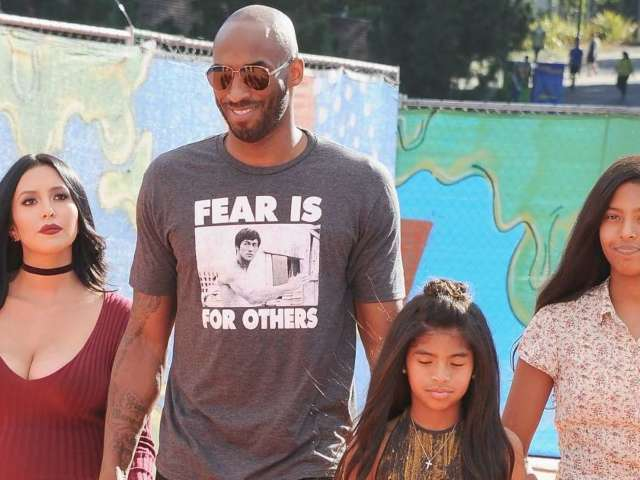 Vanessa Bryant Reveals Her and Kobe's Daughter Natalia Accepted at University of Oregon