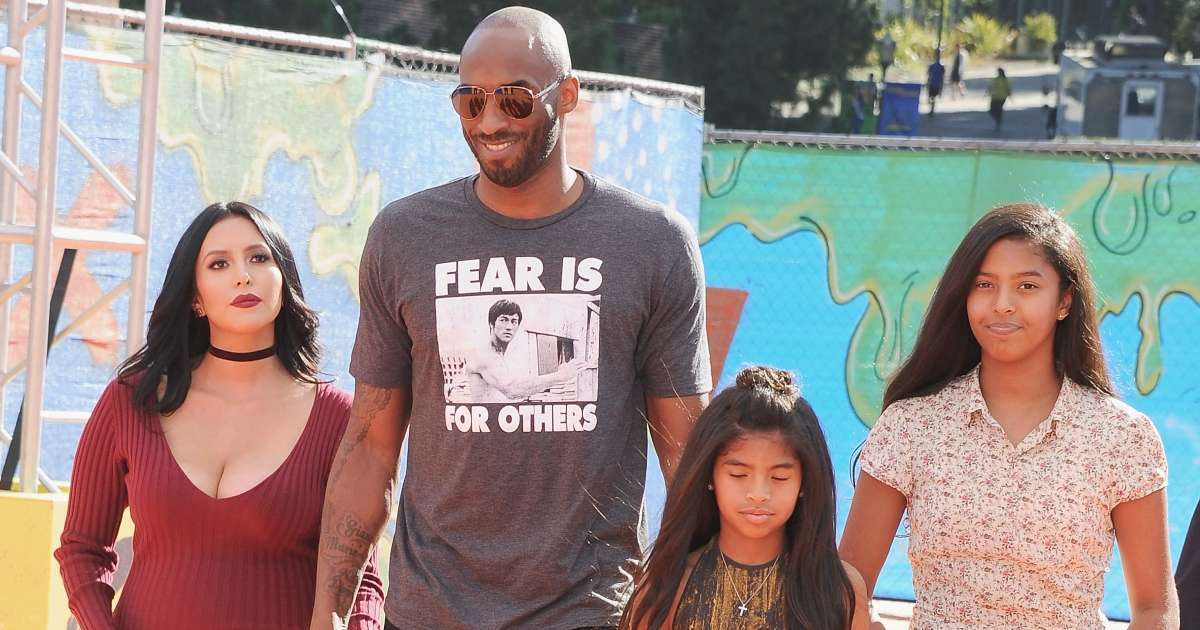 Vanessa Bryant reveals Kobe Daughter Natalia University of Oregon