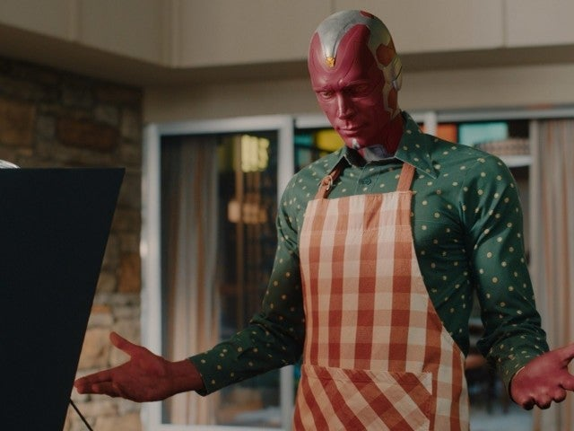 Paul Bettany Teases Mystery Actor He's Wanted to Work With 'All of My Life' for 'Wandavision'