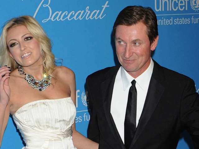 Wayne Gretzky Joined Daughter Paulina on Her First Date With Golfer Dustin Johnson