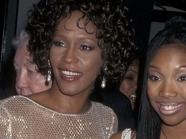Brandy Reflects on Whitney Houston, 'Cinderella' Ahead of Fan-Favorite's Return on Disney+