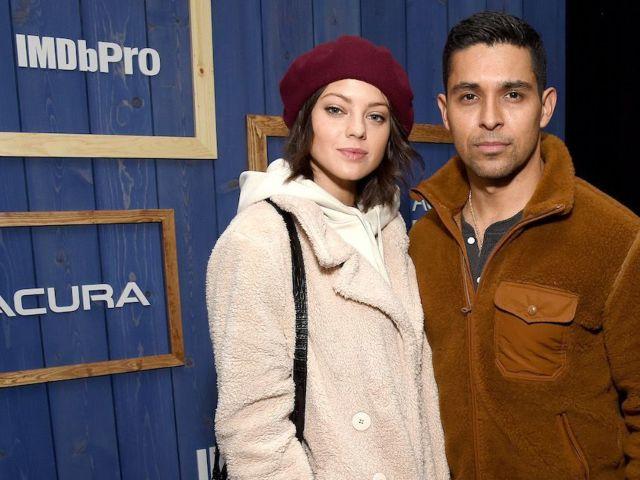 'NCIS' Star Wilmer Valderrama Kisses Pregnant Fiancee Amanda Pacheco's Baby Bump on His 41st Birthday