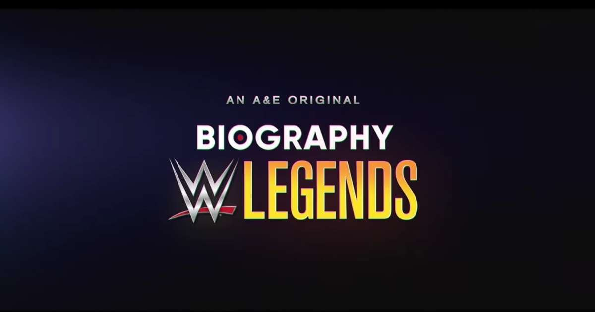 WWE A&E announce full details biography documentaries most wanted treasues series