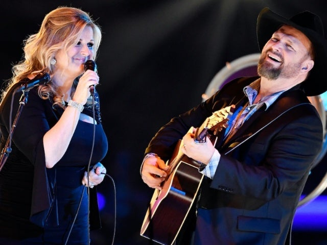 Garth Brooks and Trisha Yearwood's Version of 'Shallow' Now Streaming Everywhere